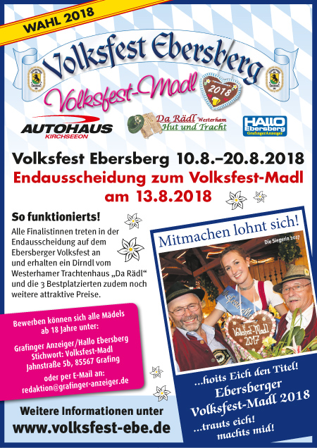 Volksfestmadl Information